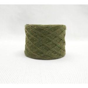 램스울 LN358. 올리브그린네프/블랭킷, 모티브, 인형실, 소품실, 손뜨개, 털실